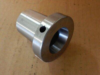 5C collet nose adapter for # 5 Morse taper.