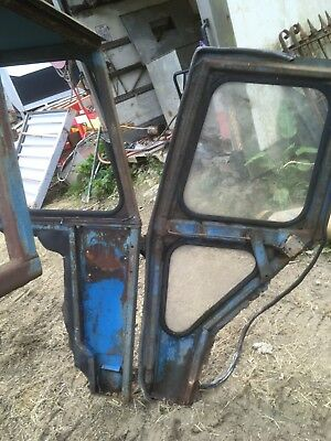 Ford Tractor Cab 4600