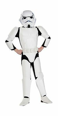 Rubies Costume Star Wars Child's Deluxe Stormtrooper Large Multicoloured