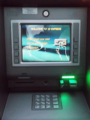 ATM Machine Tranax / Hantle C4000 used EMV Ready