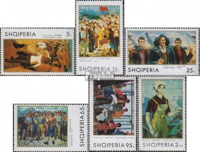 Albania 1442-1447 (complete.issue.) unmounted mint / never hinged 1970 Modern Pa