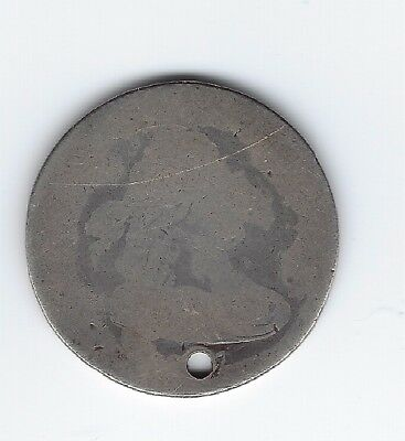1807 Bust Dime - Tough Date!