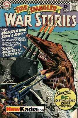 Star Spangled War Stories (1952 series) #127 in Very Good + condition