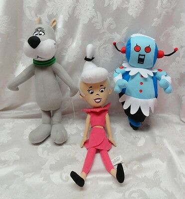 Judy Jetsons ASTRO Rosie Hanna Barbera Cartoon Space Dog Robot Teenager EUC Toys