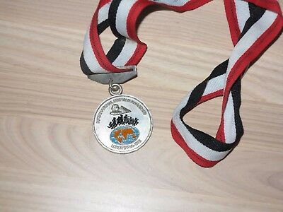 Egyptian Luxor Marathon 1995 Medaille Original Teilnehmer Finisher - Top Rar