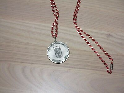 Kreuzberger Viertel Marathon Medaille Original Teilnehmer Finisher - Top Rar