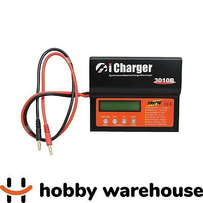 iCharger 3010B 10S 30A 1000W Synchronous Balance Charger / Discharger