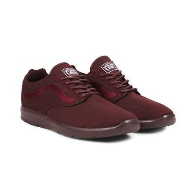 eab1ba7feb Vans Iso 1.5 Mono Port Royale Burgundy Men s Size 3.5 Women s 5 Sneakers  KIDS