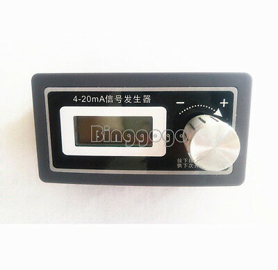 4~20mA PLC Signal Generator Current Transducer Test Two Wire Output