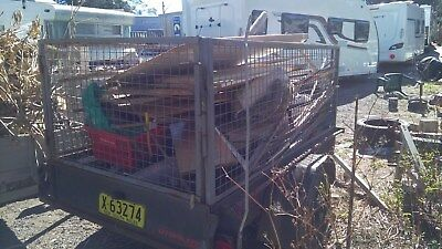 Multiple trailers $100 each one, take your pick 0434024317 Steven
