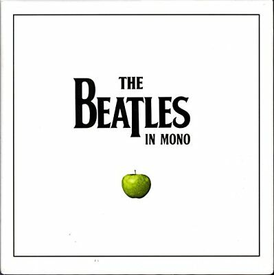 H-G-Z-A360 The Beatles in Mono 13 CD Full Box Set Factory Sealed Free shipping