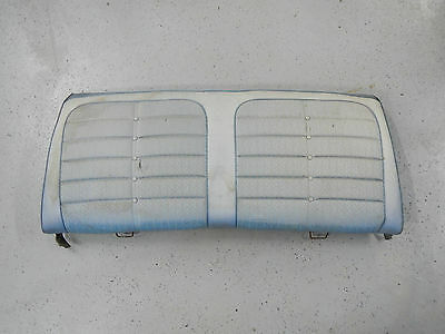 Fantastic 1963 1964 Buick 2 Door Rear Back Seat Top Upper Frame Gmtry Best Dining Table And Chair Ideas Images Gmtryco