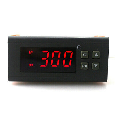 RC-114M 220V/10A -30~300℃ Digital Temperature Controller Thermostat Regulator