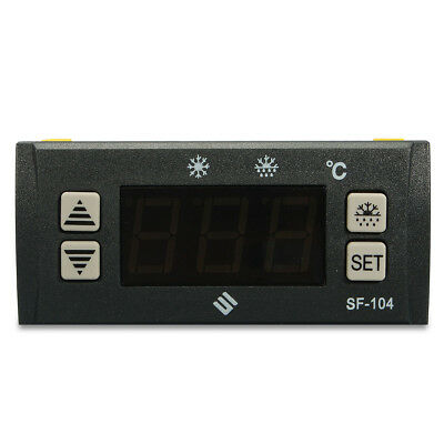 SF-104 Digital Frozen Temperature Controller Thermocouple Thermostat Regulator