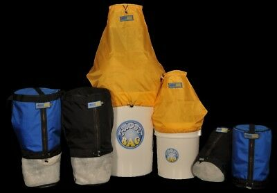 Bubble bags DryIce FROSTBAG 5 GALLONS SET