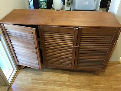 Buffet Cabinet or Workbench with storage for garage or shed