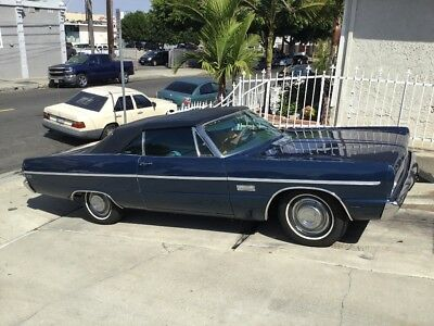1969 Plymouth Fury  1969 PLYMOUTH FURY III CONVERTIBLE