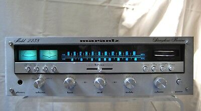 Marantz 2238 Stereophonic Receiver (1977-80) working