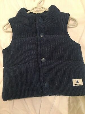 Country Road Puffer Vest