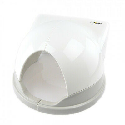 CatGenie Dome -Sidewalls Included, Controls Odours, Prevents Granules Kicked Out
