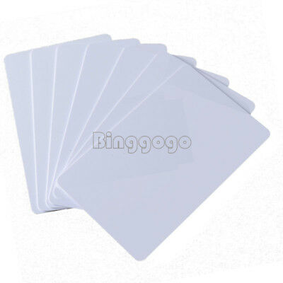 5PCS NFC smart card tag tags 1k S50 IC 13.56MHz Read Write RFID For Arduino