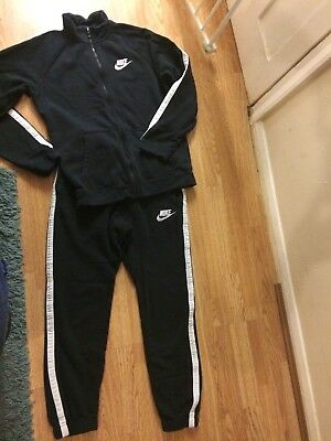 Women's Ladies Girls Clothes Nike Tracksuit Size Small 8-10