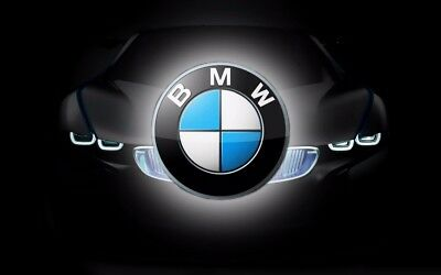 BMW Luxury Car Banner Flag 3X5ft Racing Advertising Logo Decoration Man Cave