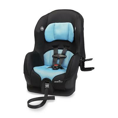 Evenflo Tribute 5 Convertible Infant Toddler Baby Car Seat -Neptune Machine Wash