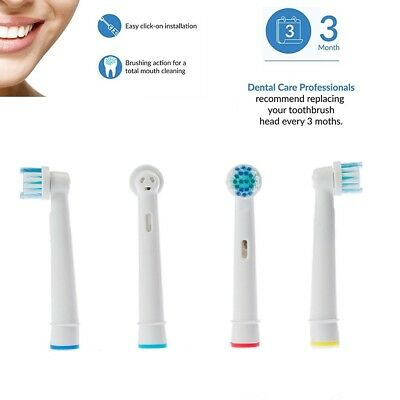 Replacement Brush Heads Electric Toothbrush for Oral B Vitality Precision Clean