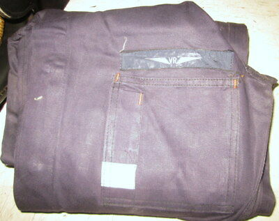 "never used Vic Rail workers overalls by JONES ""Workwear"" - size 87 R-5 ."