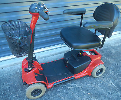 Mobility Scooter Small Portable - Pride GoGo Ultra4 (not working)