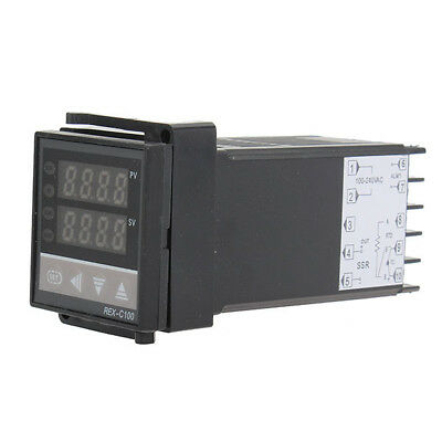 C100 SSR Output Temperature Controller AC100-240V Wide Voltage