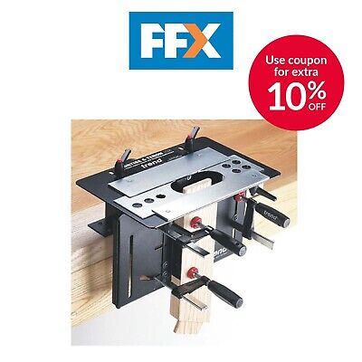 Trend MT/JIG/EURO Mortise and Tenon Jig Euro Metric