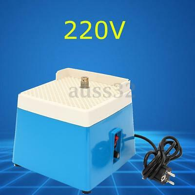 AC 220V 0.1A Portable Electric Stained Grinder Diamond Glass Art Grinding Tool