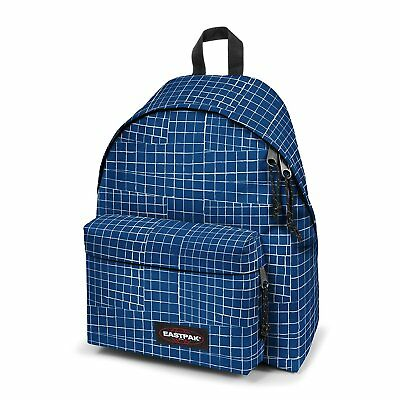ZAINO EASTPAK PADDED BLUE DANCE SQUARE cod. 8836