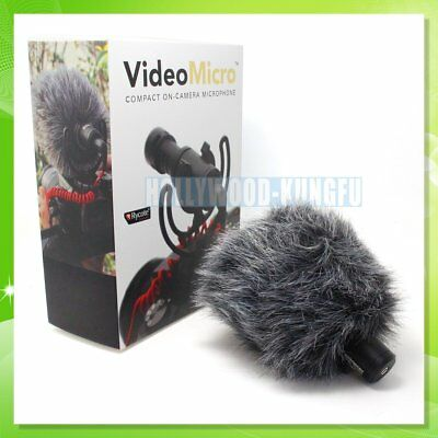 For Rode Microphone Adapter Camera Video Micro Mic VideoMic