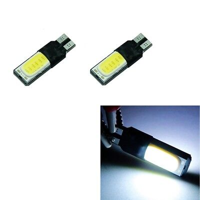 T10 w5w 501 LED SMD Car Bulb Cob Led Interior Lights Error Free Canbus Sidelight