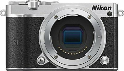 Nikon 1 J5 20.8MP Digital Camera - Silver (Only body)