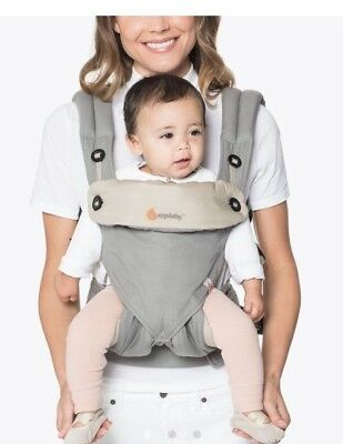 Ergobaby 360 Bundle Of Joy Babycarrier - Grey