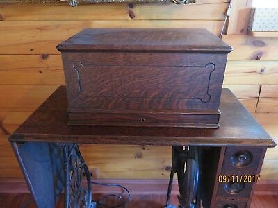 Wilcox & Gibbs Antique Sewing Machine Treadle Local Pickup - Upstate Ny