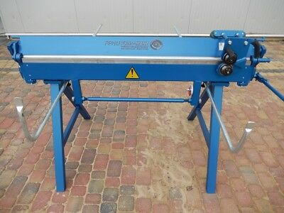 Sheet Metal Folder, Bending machine, Bender 1400mm/1.2mm, Quickly Shipping, CE