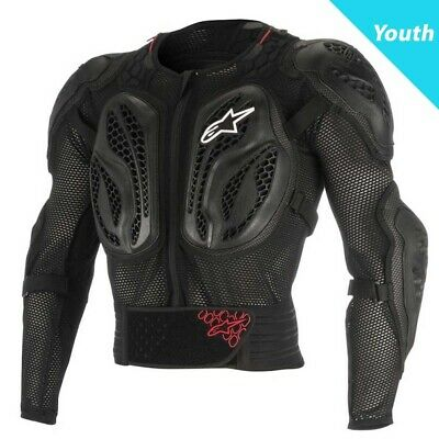 Alpinestars 2019 YOUTH Bionic Action MX Motocross Protection Armour Jacket
