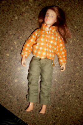 """Breyer Jointed Doll Posable Girl....7"""""""