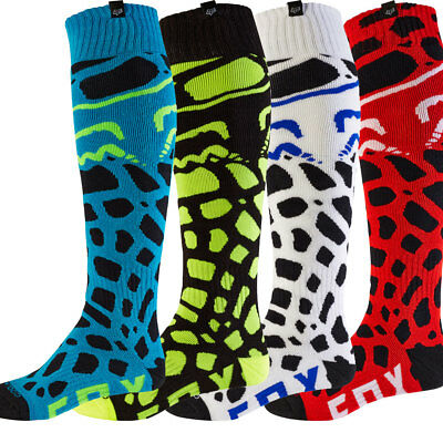 FOX Coolmax Thin Grav MX Motocross Socks