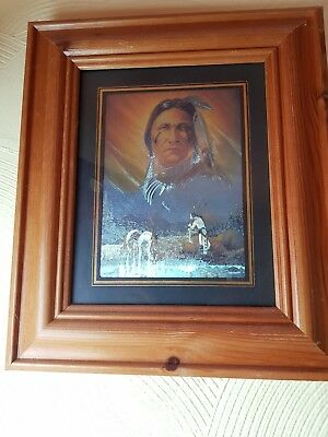Native American Indian Picture
