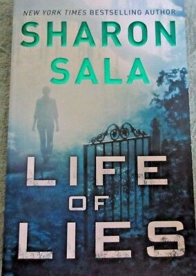 Life of Lies by Sharon Sala (2017, Paperback) New Mystery