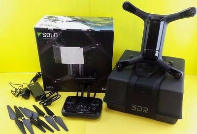 3DR SOLO SMART DRONE QUADCOPTER for GoPro Action Camera Refurbished