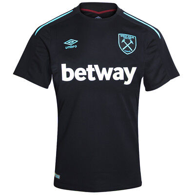 Brand New West Ham United Away Shirt 2017/18 - Adults - Hammers - Premier league