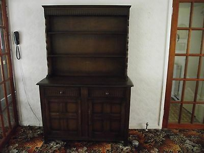 Top Quality Large Dresser Family Owned 40+ Year Vgc Hunters Of Derby