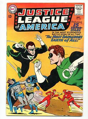 Justice League of America #30    1st Crime Syndicate